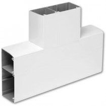 Marshall Tufflex – 2 Compartment Trunking, Twin165, Flat Tees (Up)
