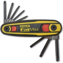 Stanley FatMax Locking Key Set