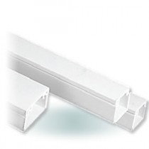 Marshall Tufflex - PVC Mini Trunking, 3m Lengths