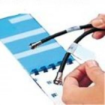 Brady - Write-on Self-laminating Wire and Cable Marker Books