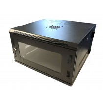 2-Section Wall Box with Tempered Glass Front door