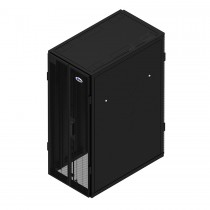 USystems 4210 Cabinet with AirTech Wardrobe front and rear doors