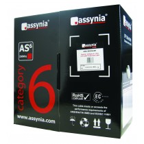 Assynia Cat6 Cable- Solid Core Data Cable