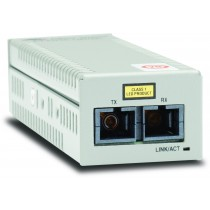 Allied Telesis DMC Series Copper to Fiber Mini Media Converters