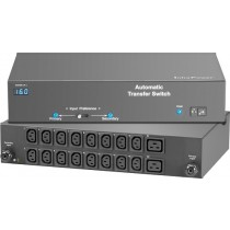 Austin Hughes – ATS Automatic Transfer Switch, InfraPower, Metered