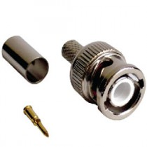 RG59 BNC Crimp Plugs