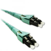 Corning – Fibre Patch Cords, LC-LC Duplex, Multimode with Uniboot
