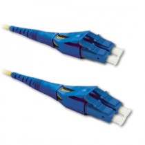 Corning – Fibre Patch Cords, LC-LC Duplex, Singlemode with Uniboot