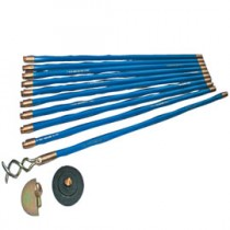 13 Piece Drain Rod Set