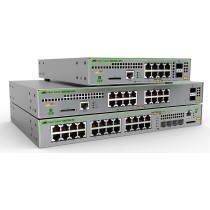 Allied Telesis CentreCOM®GS970M Series Managed Gigabit Ethernet Switches