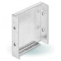 Cabledec – Galvanised Trunking, End Cap