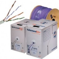 HellermannTyton Cat6 Cable- Solid Core Data Cable