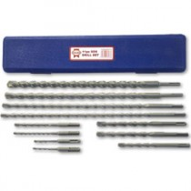 11 Piece SDS Plus Drill Set