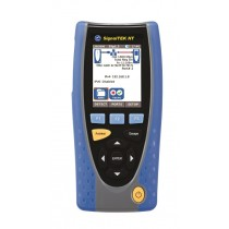 Ideal Networks – SignalTEK NT Network Transmission Tester - NOW with Touchscreen