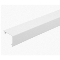 Bendex – Officeline 3-Compartment Perimeter Trunking, Square Lid for Top/Bottom of System 3, and Bottom of System 2