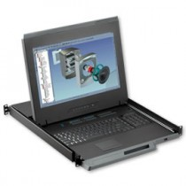 Austin Hughes – KVM, CyberView Ultra High Resolution LCD KVM Drawer