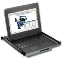 Austin Hughes – KVM, CyberView Ultra High Resolution LCD Console Drawer